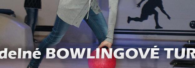 Pravidelné bowlingové turnaje