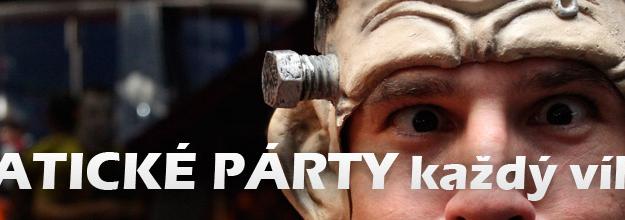 Tématické párty každý víkend